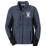 F227 - W230-S7.0-2014 - Emb - Fleece Jacket