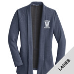 L807 - W230-S8.0-2014 - Emb - Ladies Cardigan